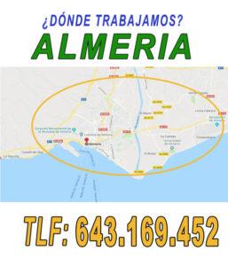 estamos en almeria